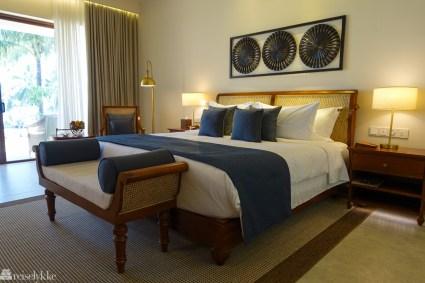 Anantara Peace Haven: værelset