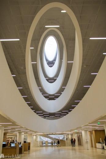 Hovedbiblioteket Helsinki Universitet 1