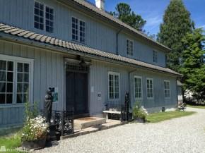 Hovedgården på Eidsfoss