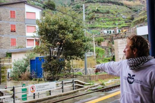 Beste tid å reise til Cinque Terre