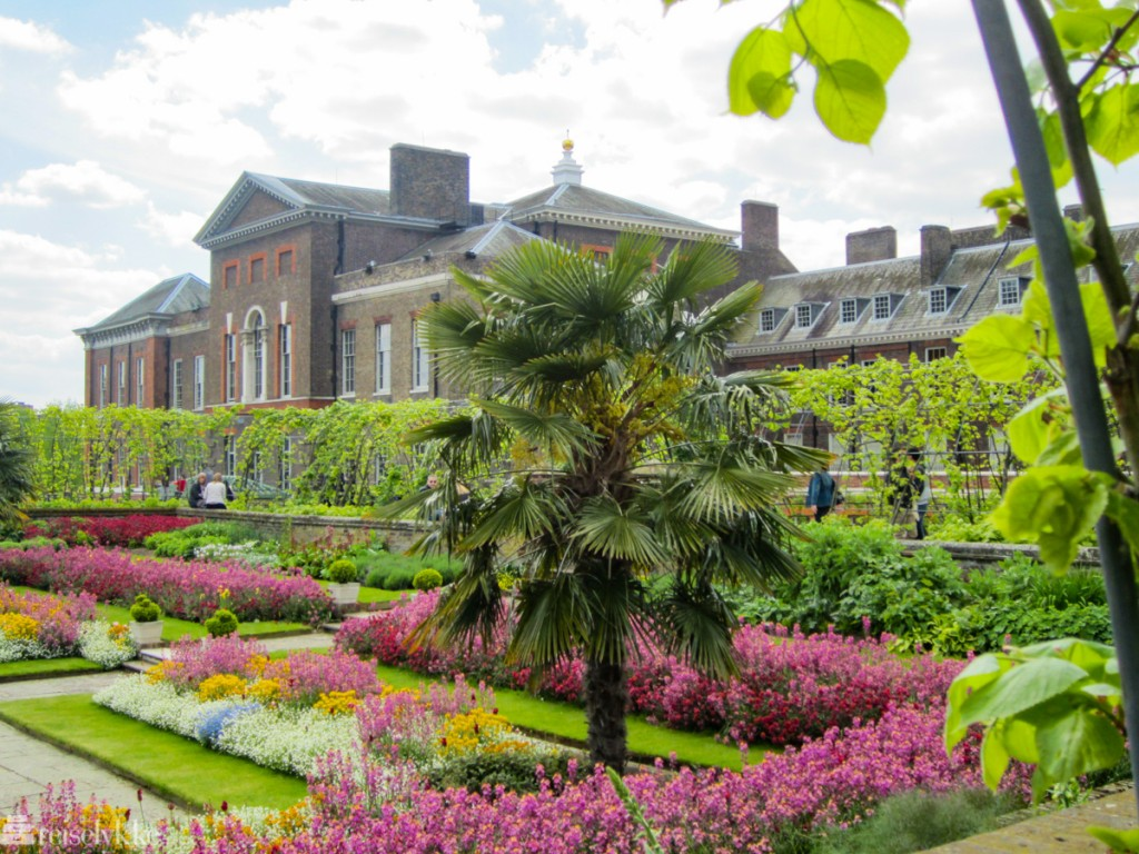 Byguide London: Kensington Gardens