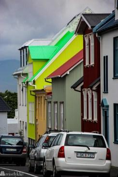 Reykjavik, Island