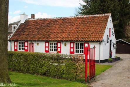 lokal arkitektur i Flandern
