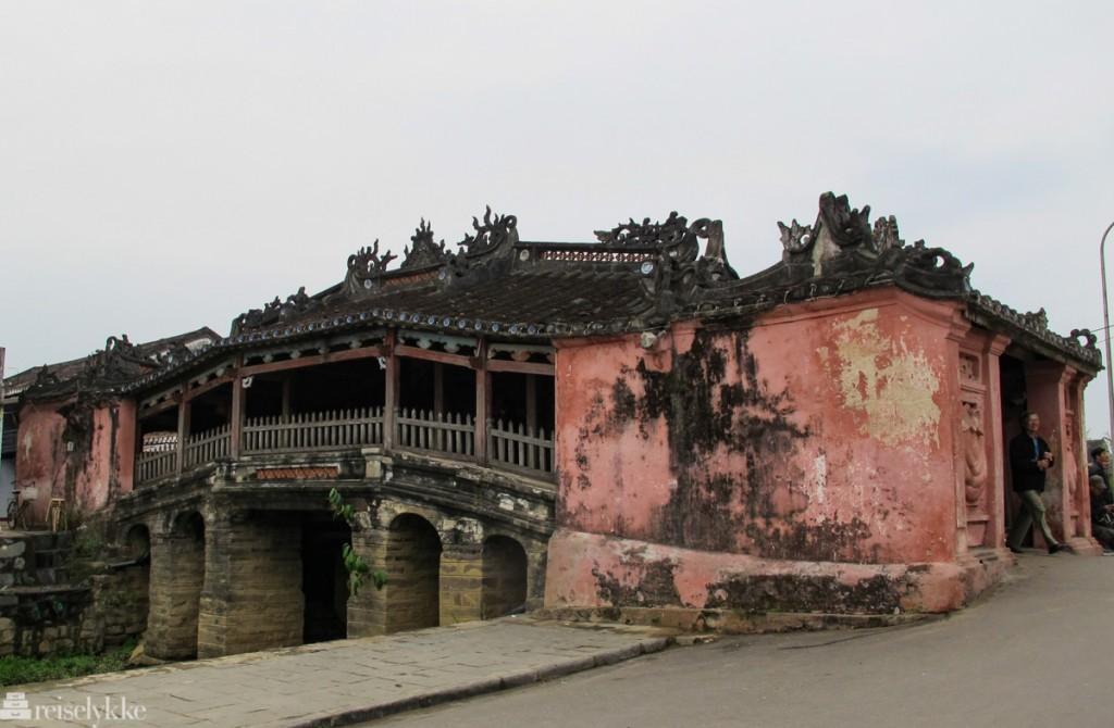 Vietnam: Den japanske bro i Hoi An