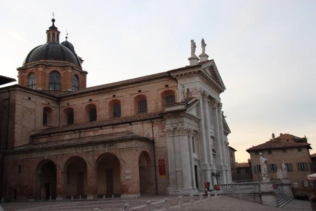 Duomo di Urbino i Marche