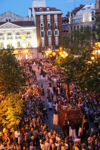 Påskeprosesjon i Madrid