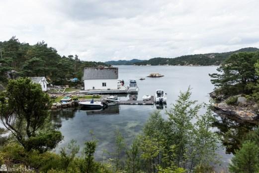 Idyll på Borgøy_