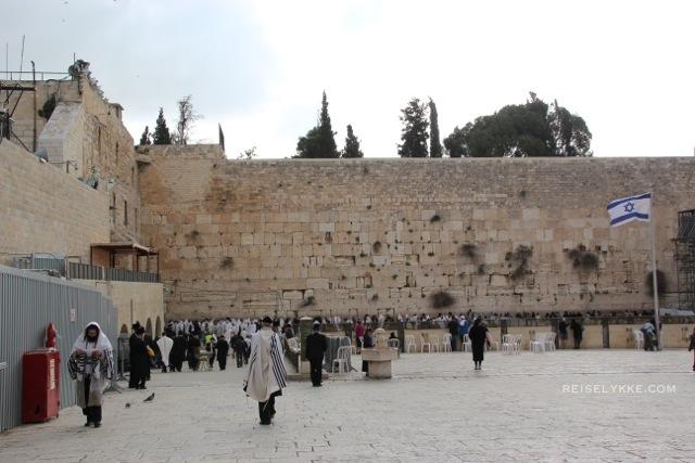Klagemuren, Jerusalem