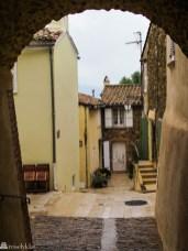 Landsby St. Tropez halvøya