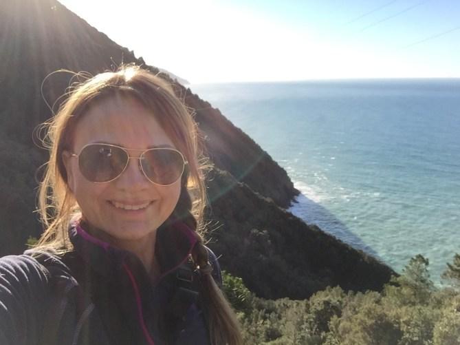 Å reise alene i Cinque Terre