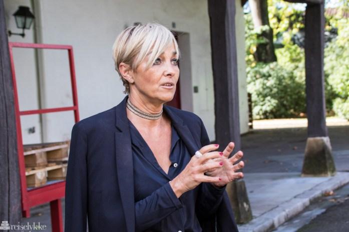 Natalia Bermejo, Bodegas CVNE