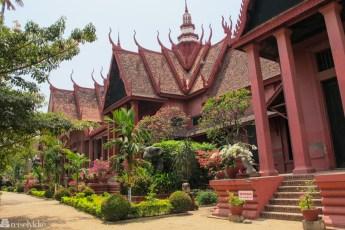 Nasjonalmuseet Phnom Penh