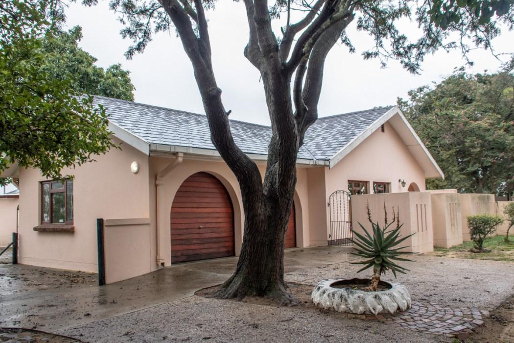 Nelson Mandelas bolig i Drakenstein Correctional Services