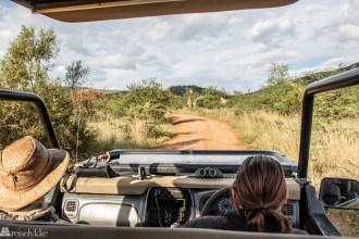 På safari i Pilanesberg