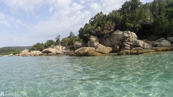 Plage Santa Giuglia Korsika