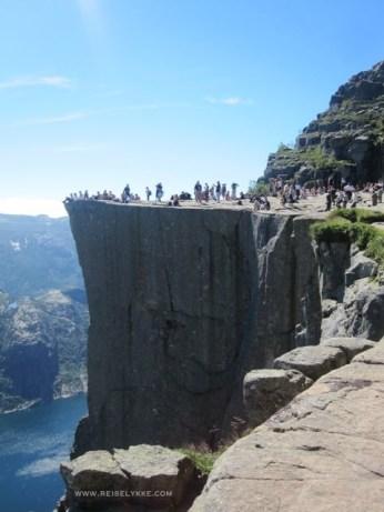 Norway Pulpit Rock