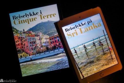 Reiselykkes områdeguider som e-bok