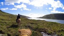 Ridetur på Færøyene