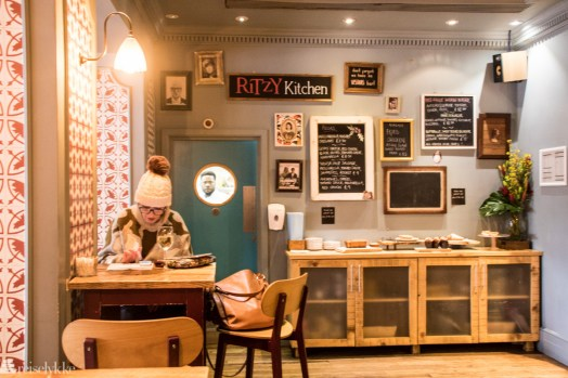 Ritzy kitchen, Brixton