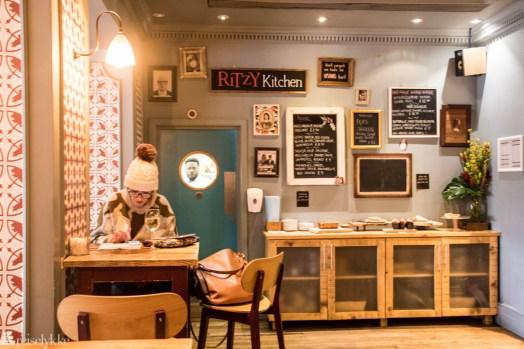 Ritzy kitchen, Brixton