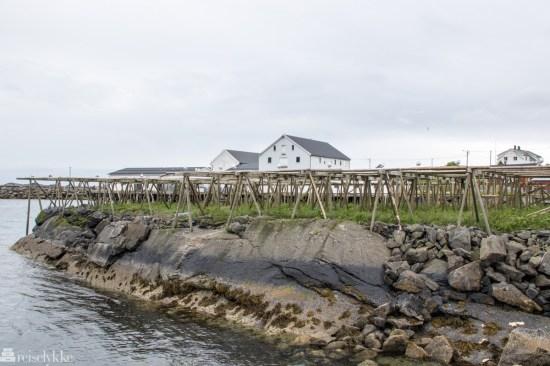 Sakrisøy, Lofoten