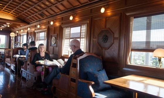 Seven Stars Cruise Train
