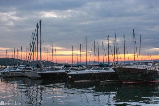 St. Tropez havn