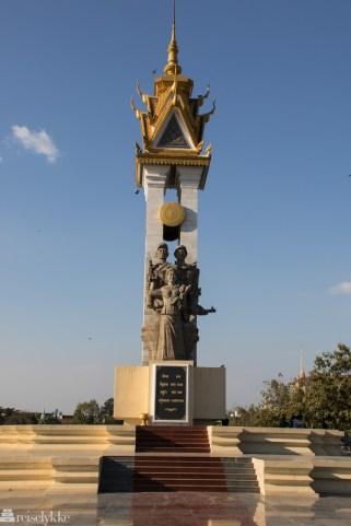 Statue 2, Phnom Penh