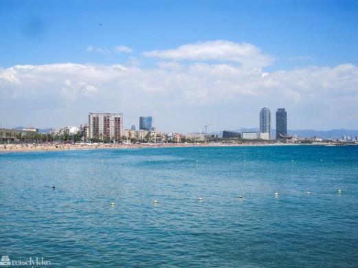 Stranda Barcelona