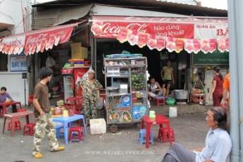 Gatelangs Ho Chi Minh Foto: Reiselykke