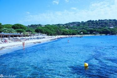 Strendene ved St. Tropez