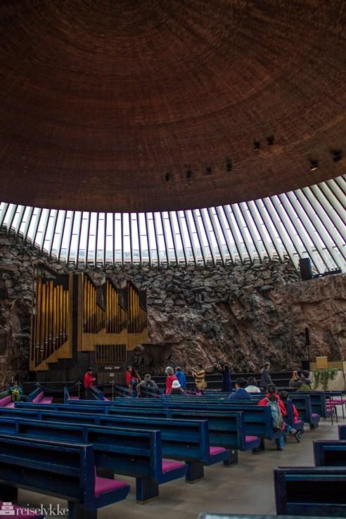 Temppeliaukio kirken 3
