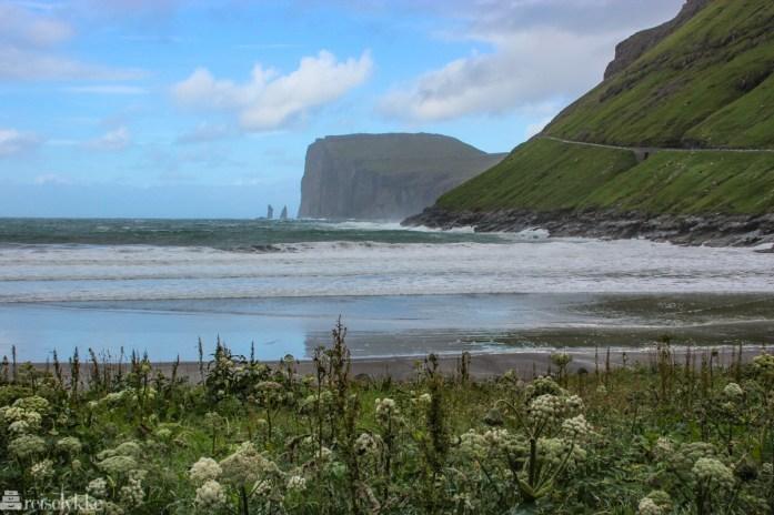 Tjørnuvík strand