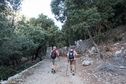 Turgåere Serra de Tramuntana, Mallorca