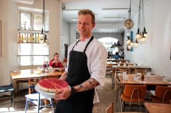 Venninnetur til Århus, kake