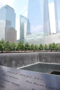 Ground Zero, sights in New York