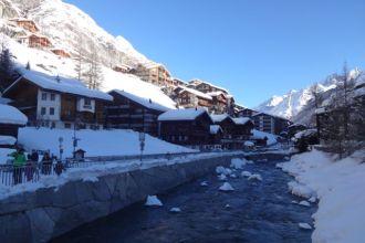 Zermatt, Sveits