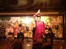 Flamenco, Madrid