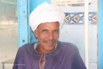 Egyptisk mann Hurghada