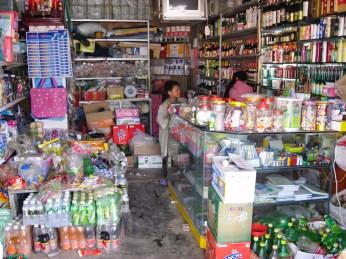 Lokal dagligvare i høyfjellene