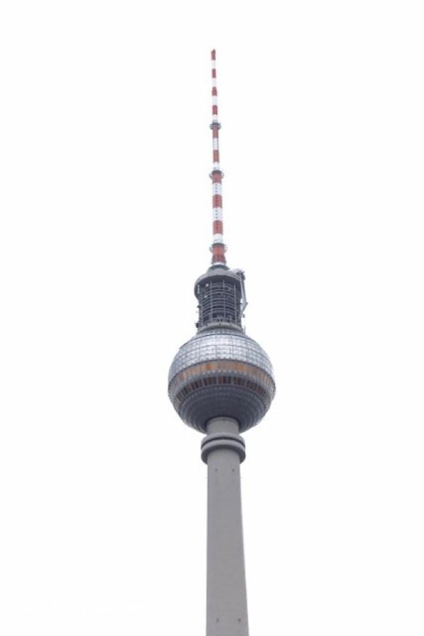 tv-tårnet i Mitte, Berlin