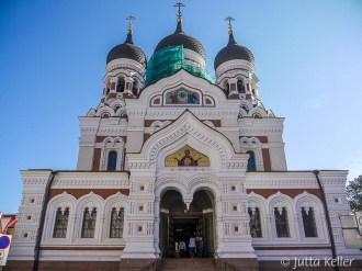 Domberg: Alexander-Newski-Kathedrale