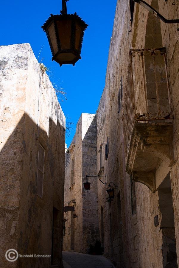 Enge Straßenschluchten wie im Mittelalter...
