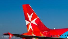 Air Malta fliegt in 2,5 Stunden von München nach Valletta.