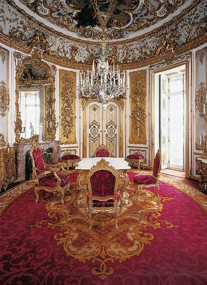 Schloss Linderhof Zum 171ten Geburtstag Von Konig Ludwig Ii