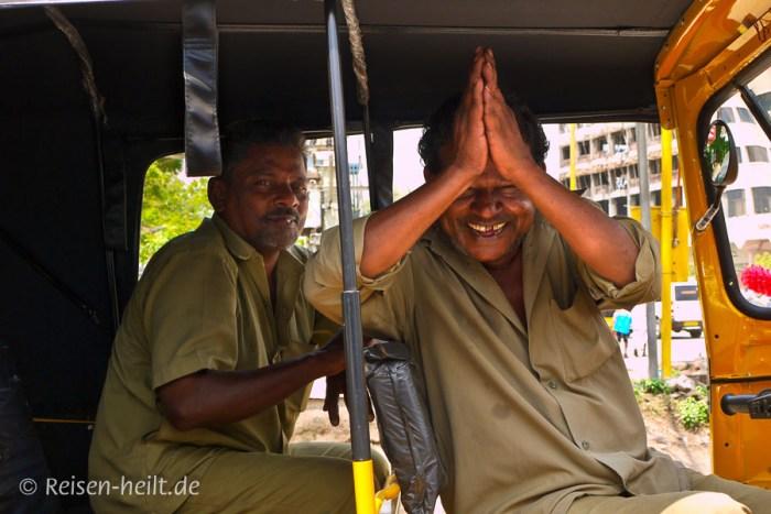 Indien – Auroville in Tamil Nadu