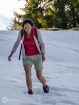 Ende März ist noch mit Schnee zu rechnen.