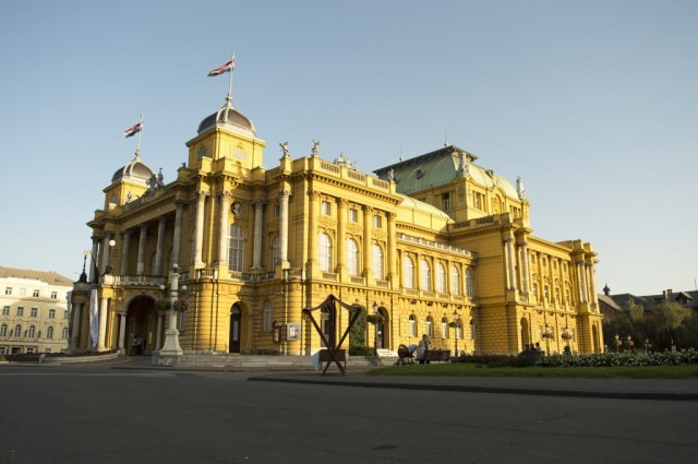 Nationaltheater Zagreb
