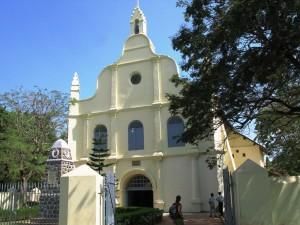 Basilika in Cochi