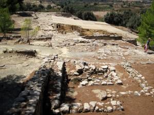 Überblick über Agia Triada